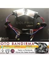 DOLPHIN H1 8000K Xenon Ampul