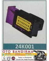 24K001 OTO SOKET Soket Üniversal 24 lü Dişi