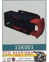 15K001 OTO SOKET Rezistans Soketi