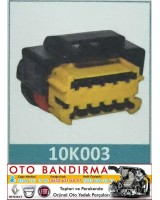 10K003 OTO SOKET Soket Far Master/Movana  Sigorta Kutu Soketi  PEUGEOT 206