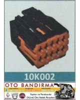 10K002 OTO SOKET Soket Motorlu Ayna Rzistans