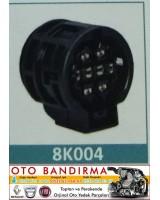 8K004 OTO SOKET FAR SOKETİ EN YM  FIAT ALBEA/SIENA/PALİO