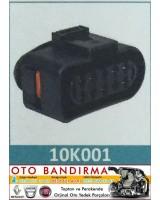 10K001 OTO SOKET Far Soketi  FIAT FORD VOLKSWAGEN