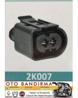 2K007 Enjektör Soketi  Denso