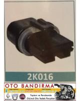 2K016 Klimalı Fan Motor Soketi  RENAULT