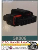 5K006 OTO SOKET Soket Far   RENAULT MEGANE II NISSAN SOKET