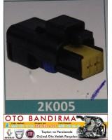 2K005 Sicma Tipi 2 Yollu Üniversal Soket