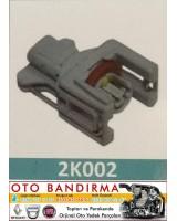 2K002 Enjektör Soketi Delphi