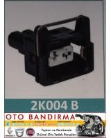 2K004 B Su Fıskiye Motor Soketi (Yan Terminal)