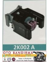 2K002 A Enjektör Soketi Delphi