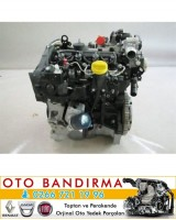 1.5 DCİ K9K 608 / 609, 90 hp,  Renault Captur ORJİNAL KOMPLE MOTOR